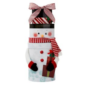 DesignPac Novelty Tower of Treats - Snowman