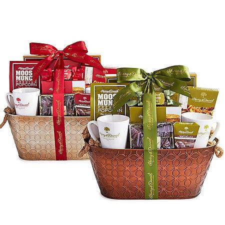 Harry & David Gourmet Collection Basket (various colors)