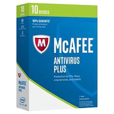 McAfee 2017 Antivirus 10-Device