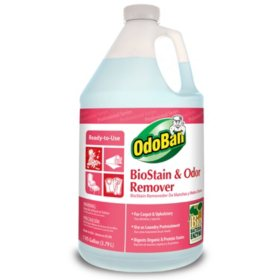 OdoBan BioStain and Odor Remover (1 gal.)