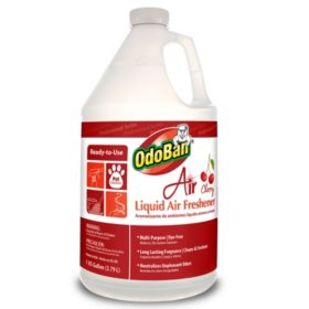 OdoBan Air Cherry Liquid Air Freshener (1 gal.)