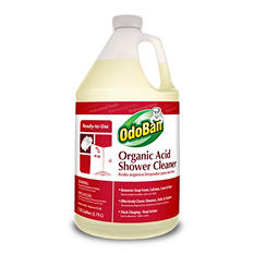 OdoBan Organic Acid Shower Cleaner - 1 Gallon