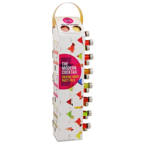 The Modern Cocktail Holiday Mixer Variety Pack - 11.8 fl. oz. - 15 pk.