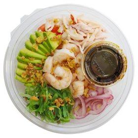 FujiSan Shrimp Poke Bowl (13.5 oz.)