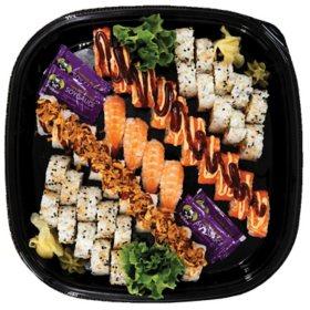 FujiSan Akita Deluxe Party Tray (36 pcs.)