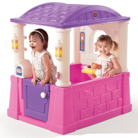 Four Seasons Playhouse - Pink
