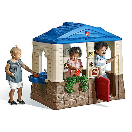 Neat & Tidy Cottage Children's Playhouse