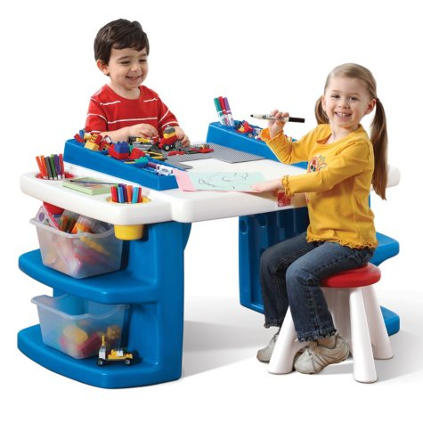Step 2 Build & Store Block and Activity Table