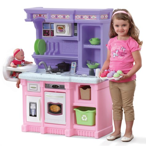Step 2 Little Bakers Kitchen