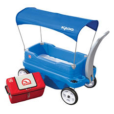 Igloo Wagon with Cooler