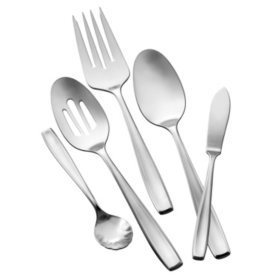 Hampton Forge Signature 65-Piece Flatware Set (Assorted Styles)