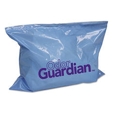 Stout Odor Guardian Bag, 5 gal, 2 mil, 16 x 12, Blue (500 ct.)