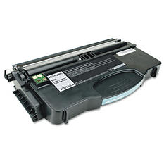 Lexmark E120 Toner Cartridge, Black (2,000 Yield)