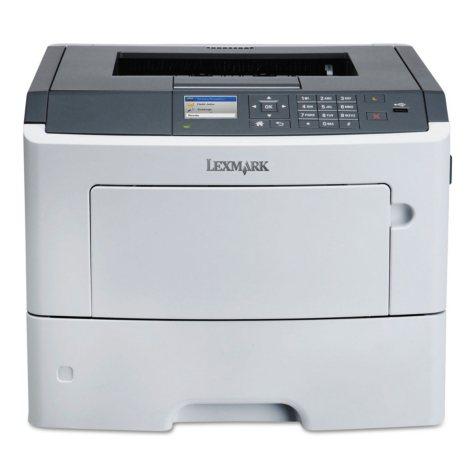 Lexmark MS617dn Mono Wireless Laser Printer