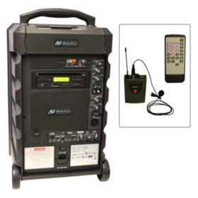 Amplivox Titan100W PA with Wireless Lapel