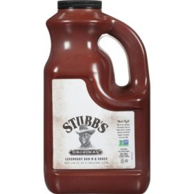 Stubb's Original Legendary Bar-B-Q Sauce (1 gal.)