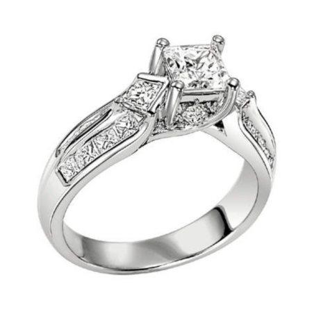 1.96 ct. t.w. Love Always Diamond Ring (F, I1)