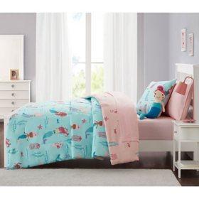 Olivia & Finn Bed-in-a-Bag Comforter Set (Assorted Designs & Sizes)