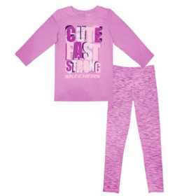 Skechers 2-Piece Girl's Active Set