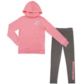 Skechers 2-Piece Girls Active Set