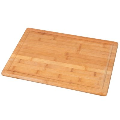 Heavy Duty Bamboo Cutting Board With Groove