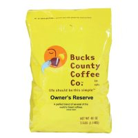 Bucks County Owner's Reserve Coffee - 2.5 lb