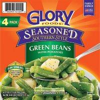 Glory Seasoned Green Beans and Potatoes (27 oz., 4 pk.)