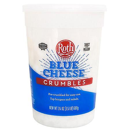 Roth Buttermilk Blue Cheese Crumbles (24 oz.)