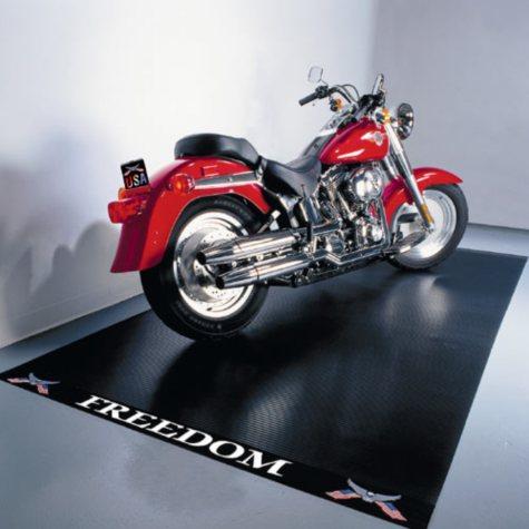 G-Floor Motorcycle Mat - 10' x 5'
