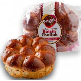Beigel's Raisin Challah Bread (22oz)