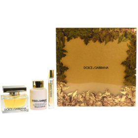 The One for Women 3 Piece Gift Set by Dolce & Gabbana