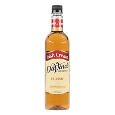 DaVinci Gourmet Classic Irish Cream Beverage Syrup (750 ml)