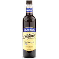 DaVinci Gourmet Sugar Free Chocolate Coffee Syrup - 750ml