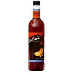 DaVinci Gourmet Sugar-Free Amaretto Beverage Syrup (750 ml)