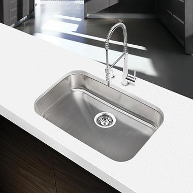 Blanco Stellar Single ADA Bowl Kitchen Sink