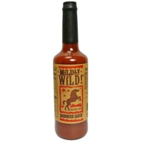 Absolutely World Class Absolutely Mildly-Wild BBQ Sauce (31 oz.)