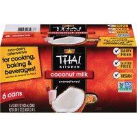 Thai Kitchen Coconut Milk (13.66 oz., 6 pk.)