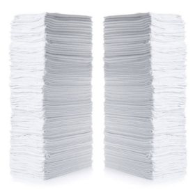 "500-Pack Wiping Cloths (14"" x 12"")"