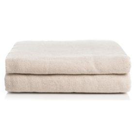 Hometex Canvas Drop Cloth (9' x 12') - 2 Pack