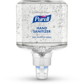Purell Professional Advanced Hand Sanitizer Gel Refill, ES6 (1200ml, 2 pk.)