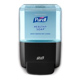 Purell Professional HEALTHY SOAP Fresh Scent ES4 Starter Kit, Graphite Dispenser with 1200ml Refill