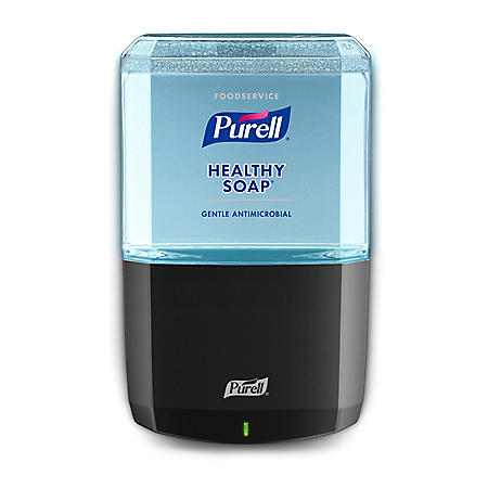 Purell Foodservice HEALTHY SOAP ES6 Starter Kit, Graphite Dispenser with 1200ml Refill