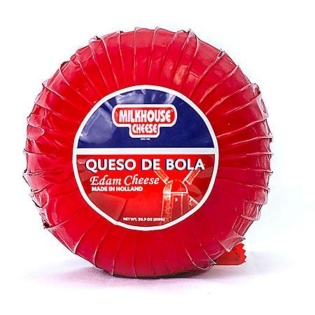 Milkhouse Queso de Bola Edam Cheese (28.9 oz.)