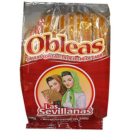 Las Sevillanas Mini Obleas (3 ct.)