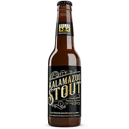 Bell's Kalamazoo Stout (12 fl. oz. bottle, 6 pk.)