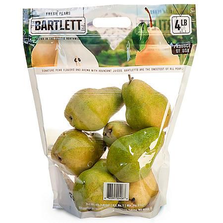 Bartlett Pear (4 lbs.)
