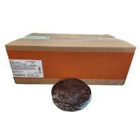 """8"""" Uniced Chocolate Cake Layers, Bulk Wholesale Case (12.5 oz., 24 ct.)"""