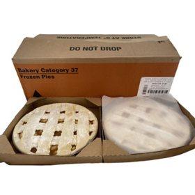 Apple Lattice Pie, Bulk Wholesale Case (8 ct.)