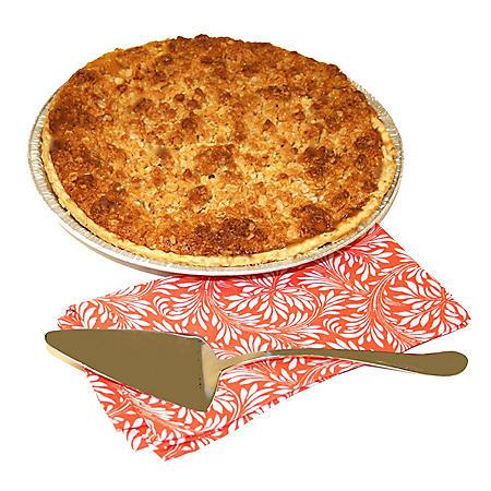 "Member's Mark 12"" Apple Caramel Streusel Pie (Case of 8 pies)"