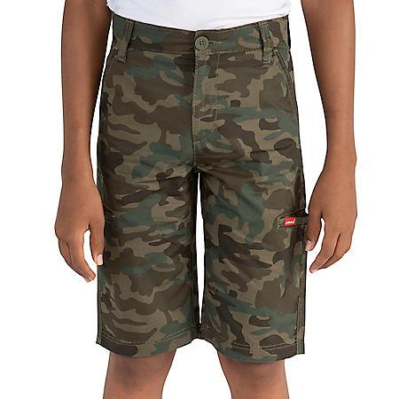 Levi's Boy's Huntington Cargo Shorts